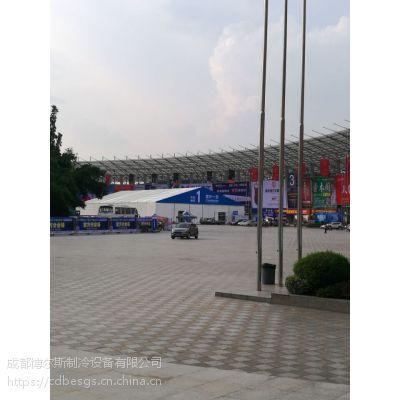 四川家具建材城中央空调出租 四川空调租赁