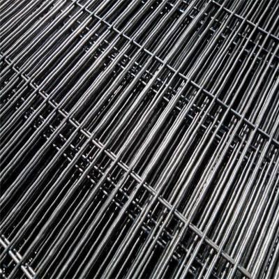 建筑铁网片 地暖钢丝网片 厂区围墙栅栏