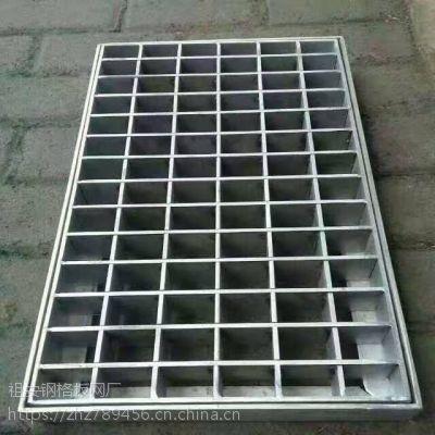有实力的生产厂家直销各种规格队插钢格板