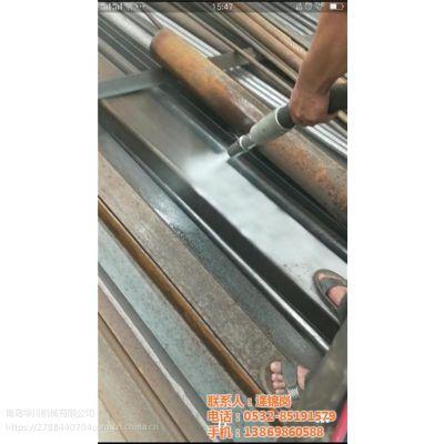 移动水喷砂机_聊城喷砂机_青岛华川(在线咨询)
