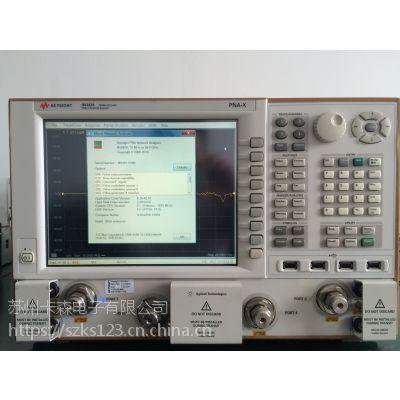 无锡N5242A 南京N5242A 四端口26.5GHZ微波网分仪