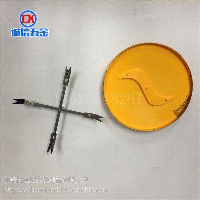 塑料件喷涂工字夹挂具 喷塑漆挂架 真空镀膜治具弹片加工
