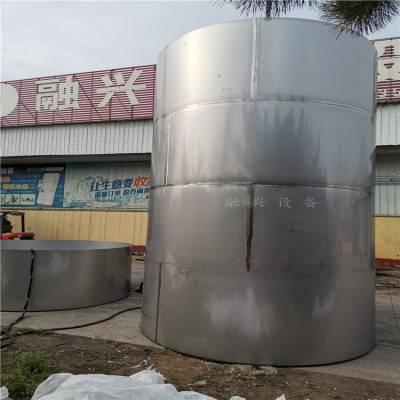红葡萄酒发酵罐 无菌储藏罐 白酒储液罐 周转桶价格酒库贮罐厂家水果榨汁打浆机