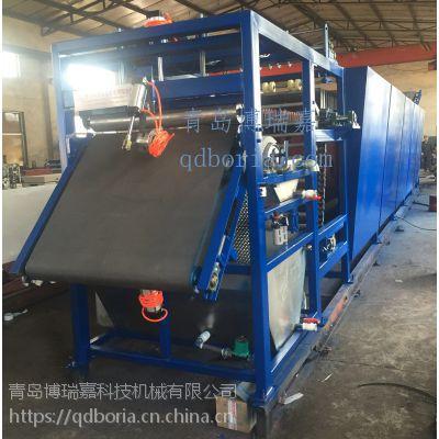 胶片冷却机 橡胶片凉片机 XGP系列胶片冷却机的用途及结构特征