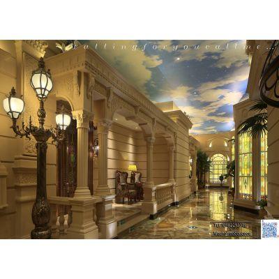 高端娱乐会所设计 名流会所设计 成都高端名流会所装修设计