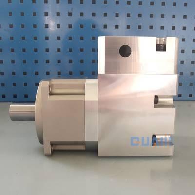 zbr190精密直角行星减速机、拐角减速器、用于数控机床、机械手,适配大森、三菱等伺服电机