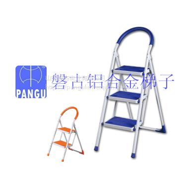 人字梯 磐古实业生产、销售各种铝合金梯子