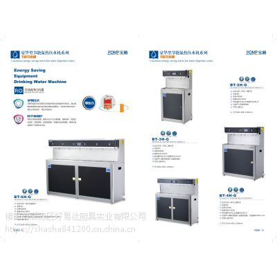 宝腾厂家生产不锈钢节能温热温热饮水机BT-4H-G