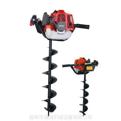 澜海厂家直销挖坑机 小型挖树机 挖坑机 锯齿式挖树机规格齐全 性能优越