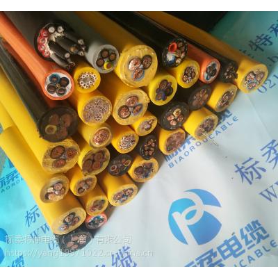 控制型卷筒电缆 上海标柔厂家制造 可订制