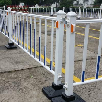 珠海道路中心隔离栏 新款热销 肇庆市政公路隔离栏 按图定制