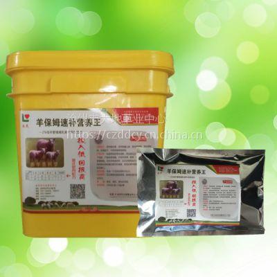 河北沧州饲料添加剂厂家直销牧民牌羊保姆速补营养王 2%母羊繁殖哺乳期专用预混剂