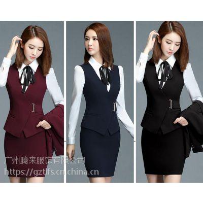 定做越秀区职业女套裙,OL西装裙定做,白领气质西装定制