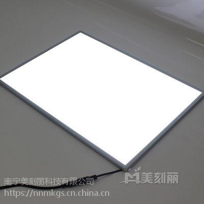 2018新款超薄广告灯箱 1cm厚度 亮光均匀 插画设计 A2/A3/A4尺寸定制