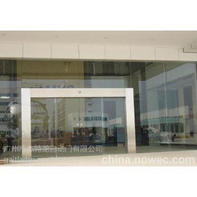 鹤山市维修玻璃平移感应门 , 办公室自动感应门机组