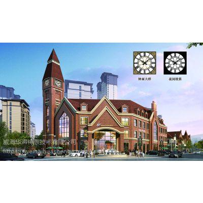 山东价格优惠的建筑景观钟品牌,划算的四面建筑钟