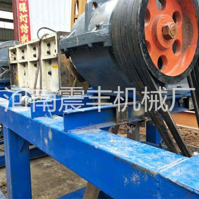 全自动多功能加重废钢撕碎机 玻璃钢合金铁撕碎机 震丰机械厂直销