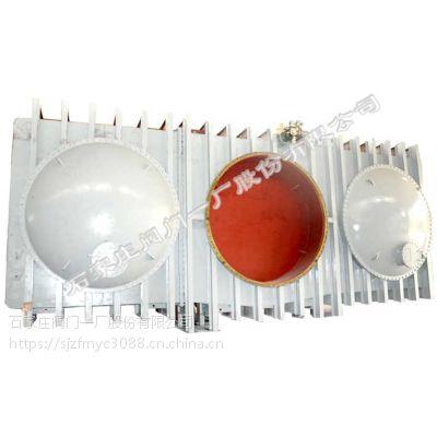 供应石阀一厂环球牌放散塔混合煤气母管气动封闭式插板阀(SCZ643X-2 DN300-800)