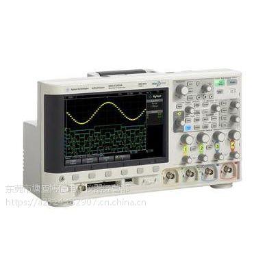 东莞大量收购美国安捷伦DSOX2014A数字示波器