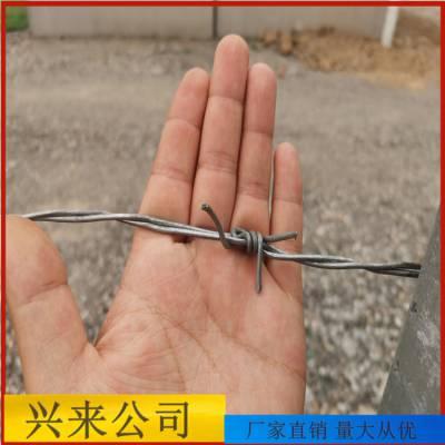 浸塑铁蒺藜 正反拧刺绳图片 镀锌钢丝刺绳图片