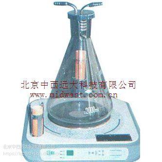 中西(LQS厂家)原油和燃料油中沉淀物测定仪 型号:DW1/BSY-126库号:M205581