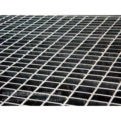 常年供应平台钢格板 钢格踏板生产中心