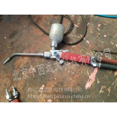中西dyp 金属粉末喷焊枪喷焊炬/金属粉末枪 型号:M339318库号:M339318