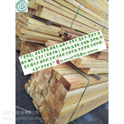 海口白柳桉木古建木材木板材供应
