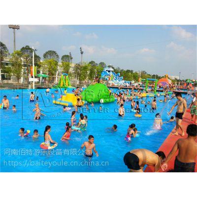 郑州充气水上乐园设备厂家