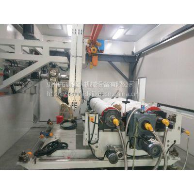 SGP安全玻璃夹胶膜挤出生产线