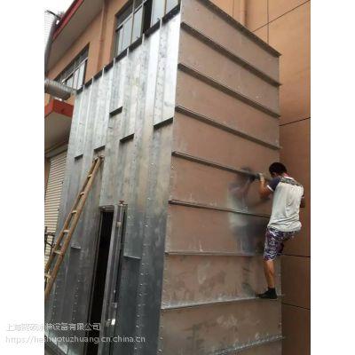上海贺硕品牌厂家直销木工中央除尘设备