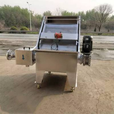 粪便加工设备 润丰现货 干湿分离机那家好
