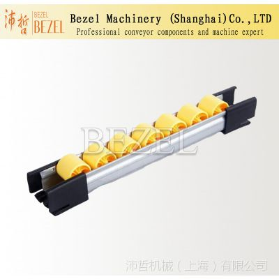 Bezel专业生产各种线棒流利条 可带接头订做 流利条滑轨输送配件