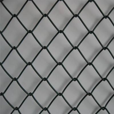 手工编织勾花网 勾花网怎么捆 体育场围网安装