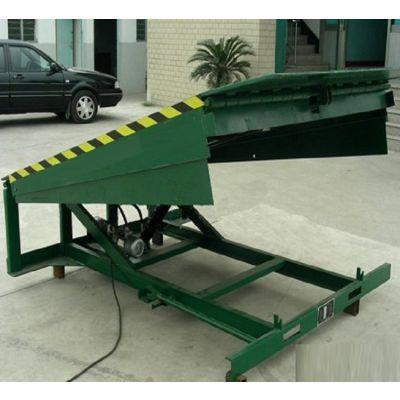惠州深圳源头工厂直供液压登车桥 叉车起重装卸货平台月台高度调节板