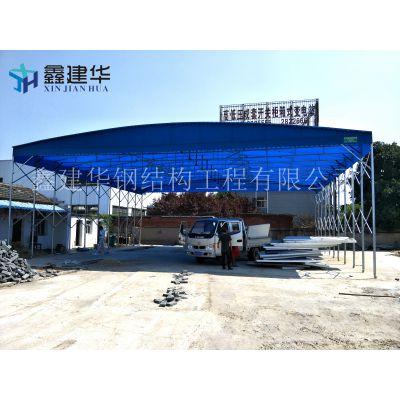 上海静安区移动雨蓬 布手动遮阳棚 厂家直销质量
