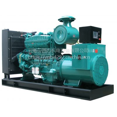 500KW广西玉柴发电机供应
