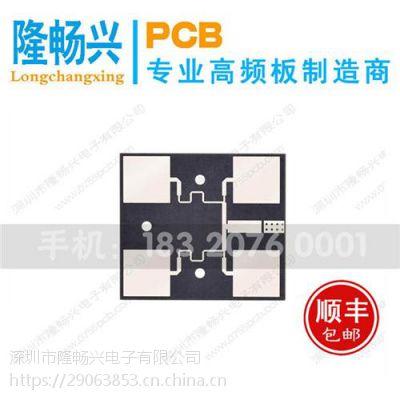 双鸭山市高频板,介电常数2.2,镀水金高频板