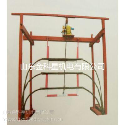 斜井跑车防护装置及传感器ZDC30-1.4 矿用捕车器 防跑车