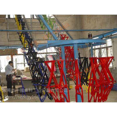 自行车涂装生产线 电动车涂装线 非标定制涂装线设备专业厂家