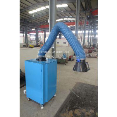 重庆巨龙定制各种型号脉冲布袋除尘器