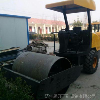 供应4吨单钢轮振动压路机