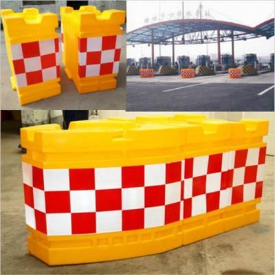 船型防撞桶专注于高速公路收费站安全警示