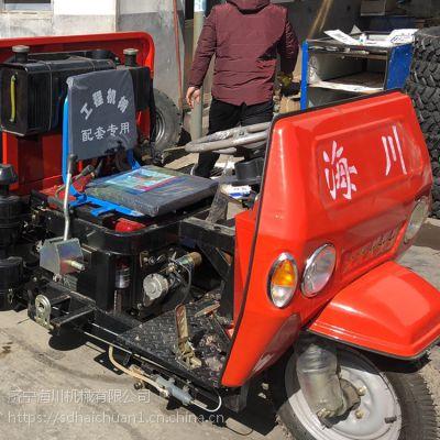 厂家生产定做加长柴油工程自卸三轮翻斗车 农用翻斗拉粮食柴油三轮车