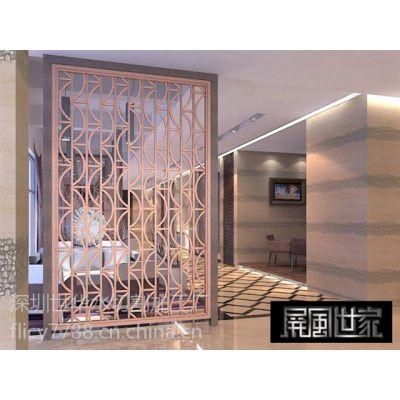 深圳世华铝板浮雕效果图 可订做加工 东莞铝雕屏风厂家批发价格