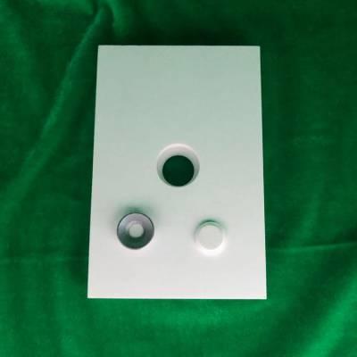 耐磨耐高温陶瓷衬板 焊接固定 尺寸:100*50*10 焦作厂家供应