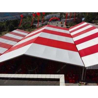 厂家特价出租铝合金白色欧式帐篷,红色庆典活动帐篷,卡帕特价供应