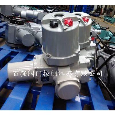 QB系列矿用隔爆型阀门电动装置