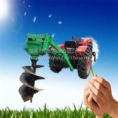 生产植树挖坑机价格 便携式挖坑机 立柱打洞机