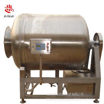 供应不锈钢真空滚揉机 肉类腌制嫩化滚揉机